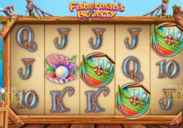 "Pariplay Takes You Out To Sea With New ""Fisherman's Bounty"" Slot"