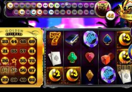 "Mutuel Play Comes Out With Sin City Slot ""Golden Ticket Vegas"""