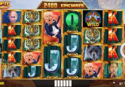 "Get Into Dirty Politics With Fugaso's ""Trump It Deluxe: Epicways"" Slot"