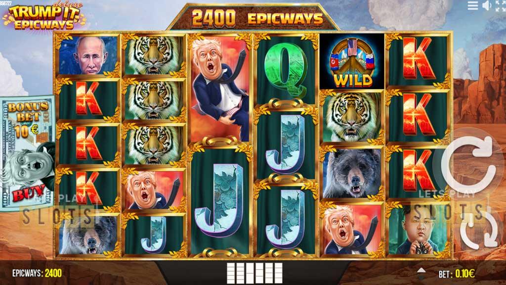Trump It Deluxe: Epicways