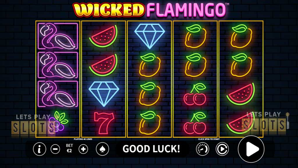 """Relive Classic Slots With Skywind Group's """"Wicked Flamingo"""""""