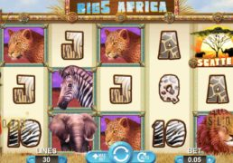 "7Mojos Releases African Safari Themed Slot Titled ""Big 5 Africa"""