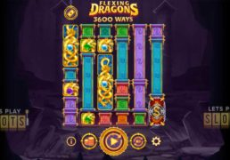 "OneTouch Comes Out With New Asian Themed Slot ""Flexing Dragons"""