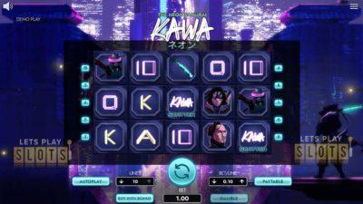 "Arcadem Releases Cyberpunk Slot Titled ""The Neon Samurai: Kawa"""