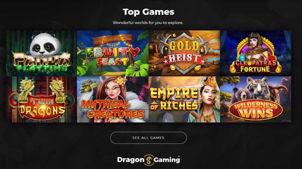 DragonGaming Slots