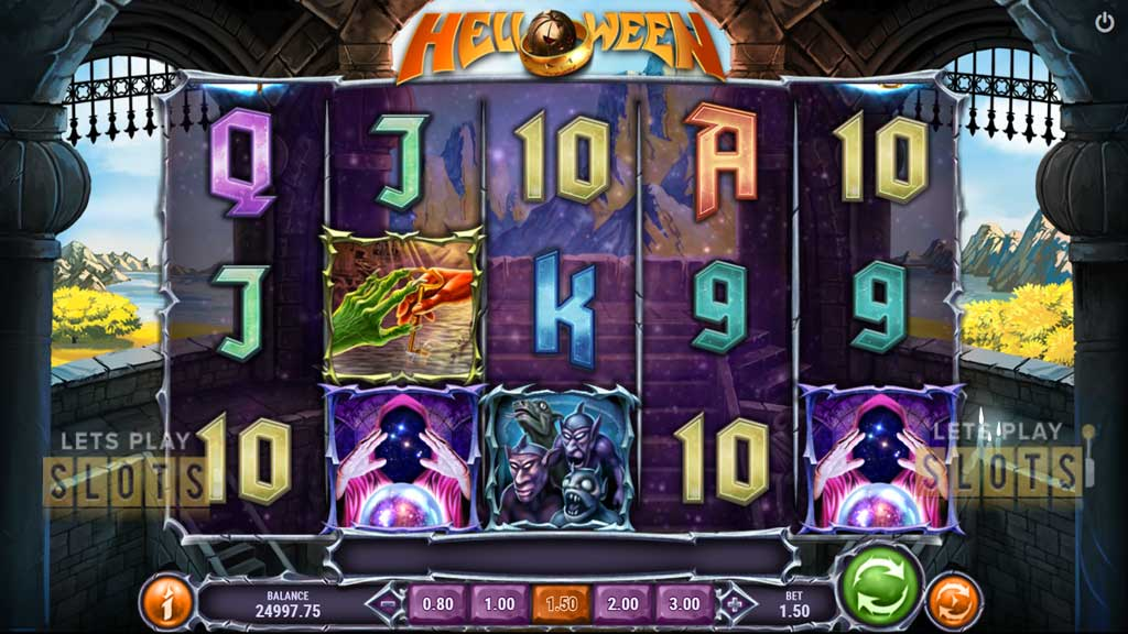 "German Power Metal Band ""Helloween"" Gets Honoured With A Slot"