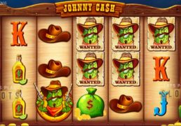 "A ""Johnny Ca$h"" Slot Release With No Connection To The Legendary Singer"
