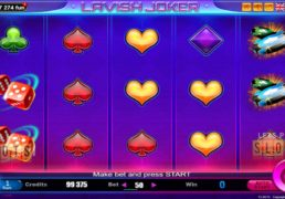 "Have Fun With Belatra Games ""Lavish Joker"" Slot"