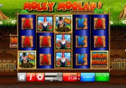 "Yggdrasil Gaming Gets Players To Dig Deep With ""Moley Moolah!"""
