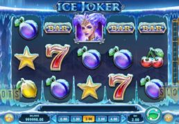 "Play'n GO Takes You To The Frozen North With ""Ice Joker"""