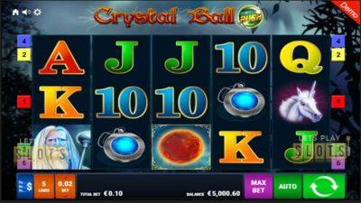 Crystal Ball: Double Rush