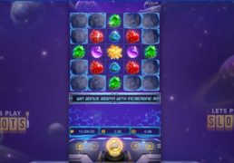"Journey Into Outer Space To Find Treasures In ""Galactic Gems"""