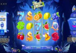 "Smartsoft Gaming Takes Players In To The ""Magic Garden"""