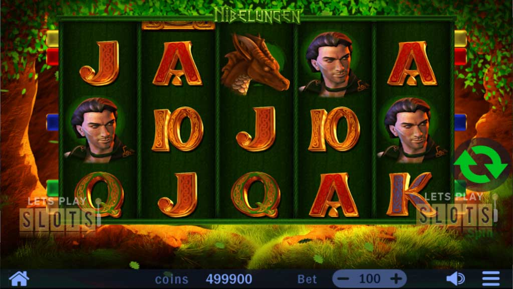 "German Mythical Themed Slot ""Nibelungen"" Is Released By Swintt"