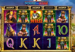 "Pariplay Releases Egyptian Themed Slot ""Power Of The Gods"""