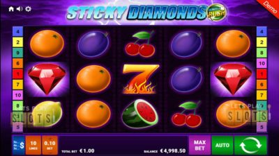 Sticky Diamonds: Double Rush