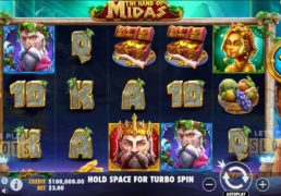 "Seek Gold With Pragmatic Play's ""The Hand Of Midas"""