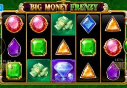 "Win Big With ""Big Money Frenzy"" From Blueprint Gaming"