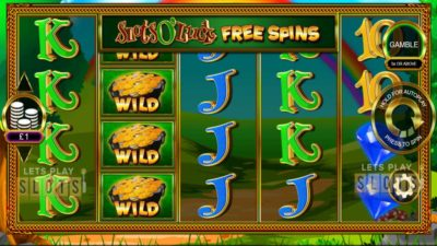 Slots 'O' Luck Free Spins