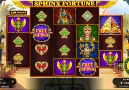 "Travel Back To Ancient Egypt With ""Sphinx Fortune: Hold And Win"""