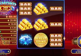 "Booming Games Gives You A Chance To Win ""Diamond Riches"""