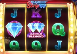 "Nucleus Gaming Comes Out With Vegas Slot Called ""Diamond Strip"""