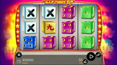 Mad Cubes 50