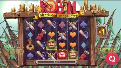 Robin - Sherwood Marauders