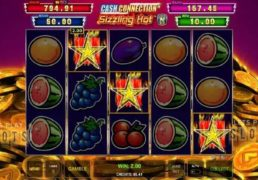 """Classic Fruit Themed """"Cash Connection – Sizzling Hot"""" Is Released"""