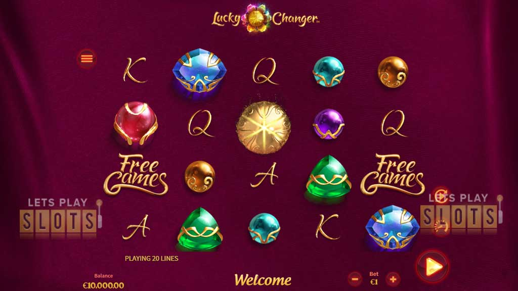 """Gemstone Themed Slot """"Lucky Changer"""" Is Released By Skywind"""