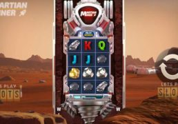 """Visit The Red Planet With """"Martian Miner: Infinity Reels"""""""