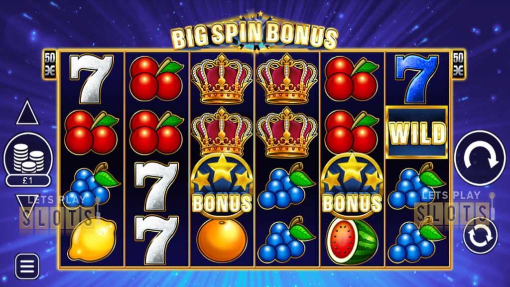 "Inspired Gaming Releases New ""Big Spin Bonus"" Slot"